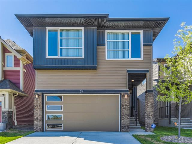 69 Walgrove Green SE, Calgary, AB  (#C4186418) :: Redline Real Estate Group Inc