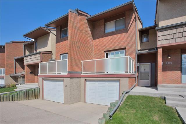 1305 Glenmore Trail SW #204, Calgary, AB T2V 4Y8 (#C4186424) :: Calgary Homefinders