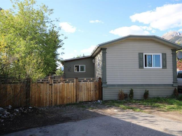 317 Grotto Road, Canmore, AB T1W 1K2 (#C4186469) :: Canmore & Banff
