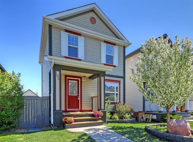 105 Copperstone Terrace SE, Calgary, AB T2Z 0J5 (#C4186472) :: Calgary Homefinders