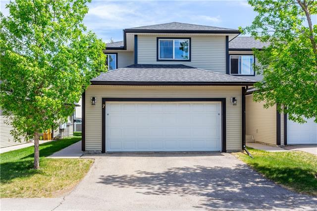15 Silver Springs Way NW #7, Airdrie, AB T4B 2W1 (#C4186498) :: The Cliff Stevenson Group