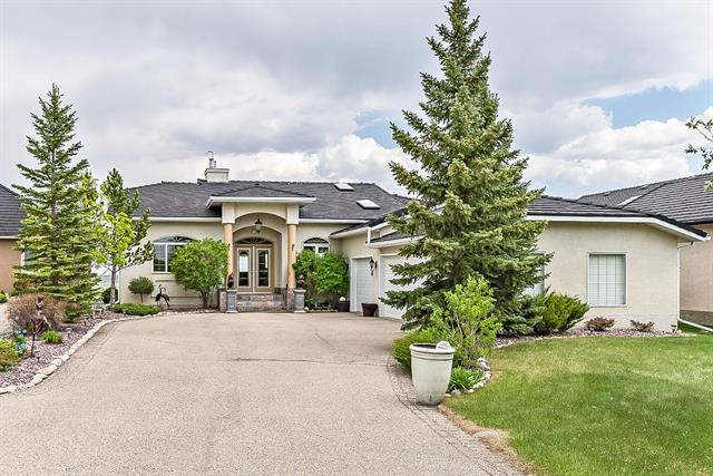 16 Cottonwood Boulevard, Rural Foothills M.D., AB T1S 4W2 (#C4186512) :: The Cliff Stevenson Group