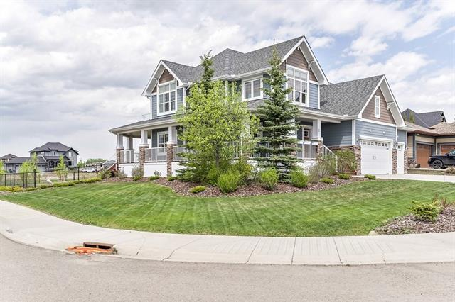 2 Monterra Link, Rural Rocky View County, AB T4C 0G7 (#C4186522) :: Calgary Homefinders