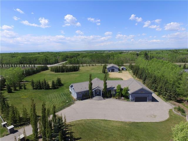 30264 Woodland Way, Rural Rocky View County, AB T2E 8K4 (#C4186576) :: Redline Real Estate Group Inc