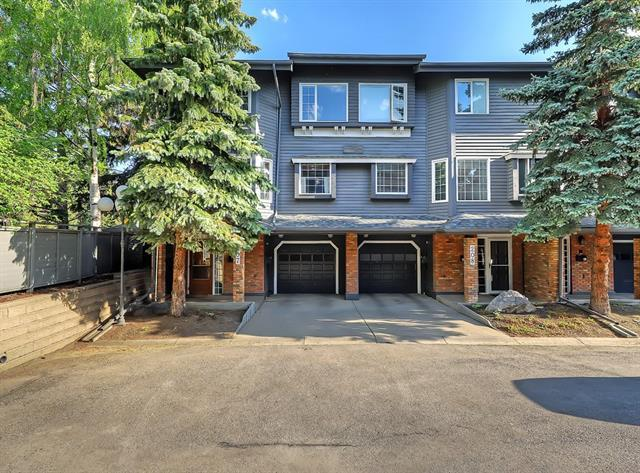 4037 42 Street NW #207, Calgary, AB T3A 2M9 (#C4186607) :: Redline Real Estate Group Inc