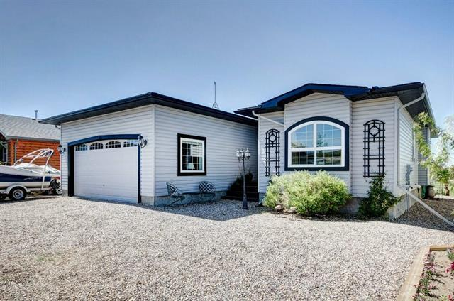 468 Sunset Drive, Rural Vulcan County, AB T0L 2B0 (#C4186682) :: Canmore & Banff