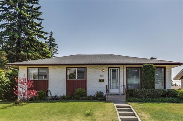 8008 Huntwick Crescent NE, Calgary, AB T2K 4H8 (#C4186701) :: Your Calgary Real Estate