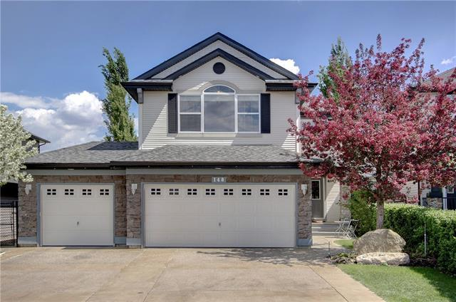 148 West Springs Place SW, Calgary, AB T3H 4W2 (#C4186706) :: Your Calgary Real Estate