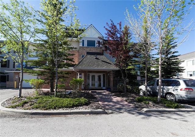 950 Arbour Lake Road NW #2211, Calgary, AB T3G 5B3 (#C4186732) :: Your Calgary Real Estate