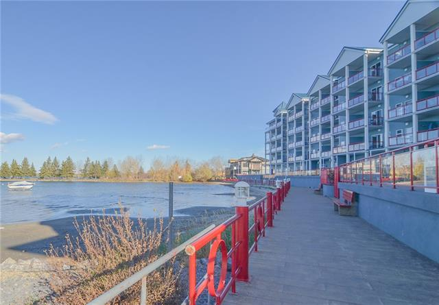 5100 Lakeshore Drive #510, Sylvan Lake, AB T4S 2L7 (#C4186784) :: Your Calgary Real Estate