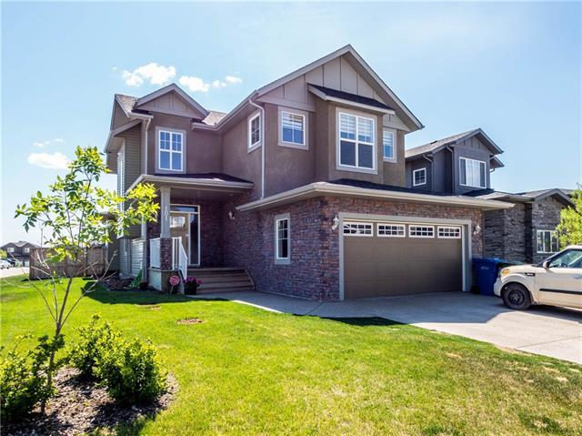 101 Kinniburgh Circle, Chestermere, AB T1X 0P8 (#C4186827) :: Redline Real Estate Group Inc