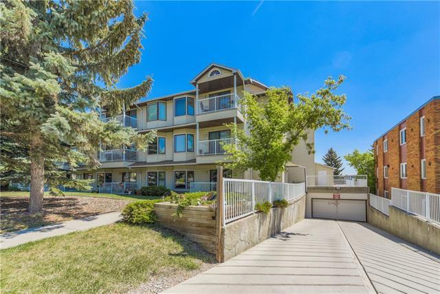 3606 Erlton Court SW #210, Calgary, AB T2S 3A5 (#C4186832) :: The Cliff Stevenson Group