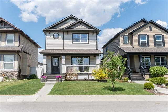 288 Morningside Gardens, Airdrie, AB T4B 0K3 (#C4186843) :: Redline Real Estate Group Inc