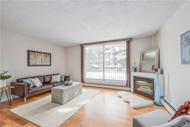 934 2 Avenue NW #105, Calgary, AB T2N 0E6 (#C4186851) :: Canmore & Banff