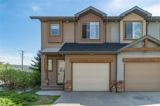 413 River Avenue #130, Cochrane, AB T4C 0N9 (#C4186893) :: Redline Real Estate Group Inc