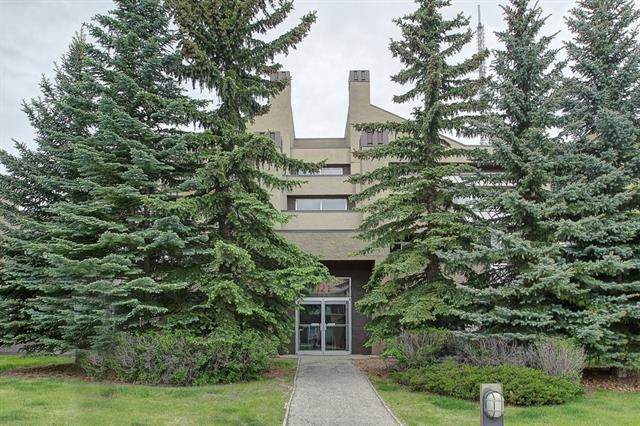 121 Village Heights SW #9, Calgary, AB T3H 2L2 (#C4186910) :: The Cliff Stevenson Group