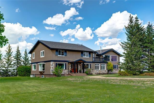 80080 210 Avenue W, Rural Foothills M.D., AB T1S 2X3 (#C4186912) :: Tonkinson Real Estate Team