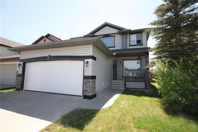 526 Chaparral Drive SE, Calgary, AB T2X 3W2 (#C4186934) :: Canmore & Banff