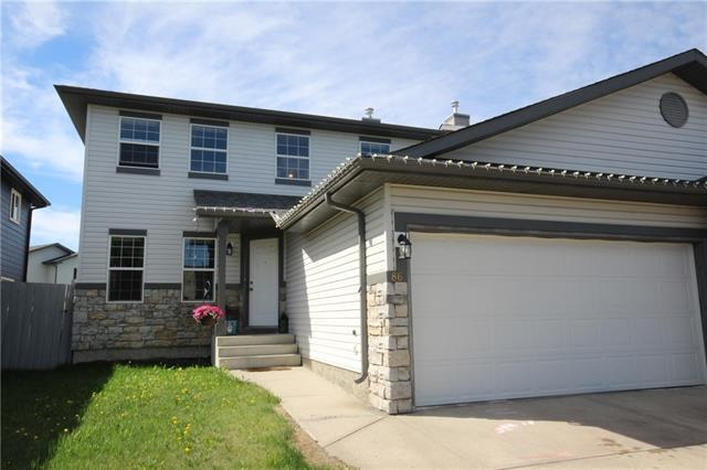 86 Canoe Square SW, Airdrie, AB T4B 2N6 (#C4186973) :: The Cliff Stevenson Group