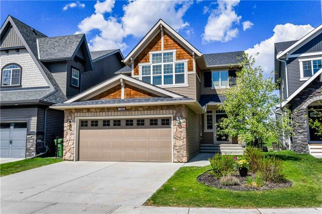 150 Cooperstown Lane SW, Airdrie, AB T4B 0Z9 (#C4186975) :: The Cliff Stevenson Group