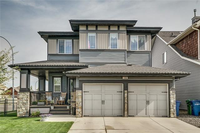 104 Coopers Grove SW, Airdrie, AB T4B 0G4 (#C4187056) :: The Cliff Stevenson Group