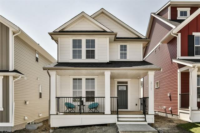 317 South Point Green SW, Airdrie, AB T4B 4L1 (#C4187157) :: Redline Real Estate Group Inc