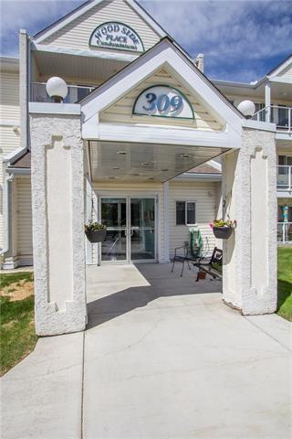 309 Woodside Drive NW #304, Airdrie, AB T4B 2E7 (#C4187314) :: Calgary Homefinders