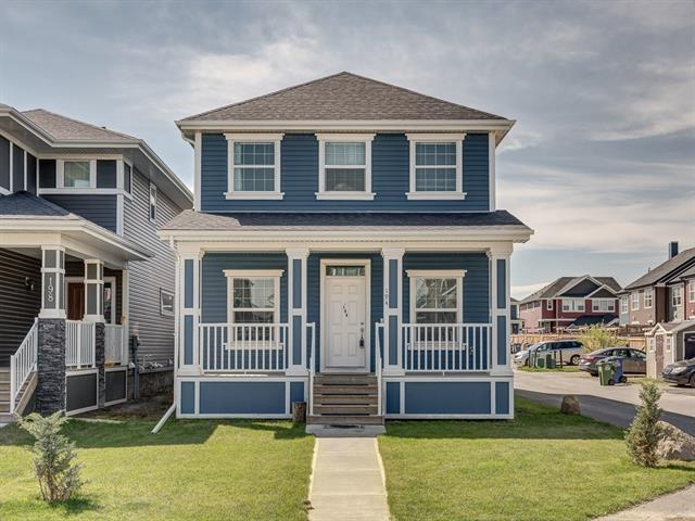 194 River Heights Green, Cochrane, AB T4C 0S3 (#C4187354) :: The Cliff Stevenson Group
