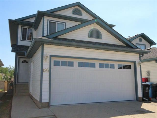 195 J.W. Mann Drive, Fort Mcmurray, AB T9H 5G8 (#C4187413) :: Redline Real Estate Group Inc