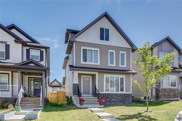 327 Cimarron Vista Way, Okotoks, AB T1S 0J6 (#C4187451) :: Calgary Homefinders