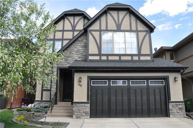 46 Johnson Place SW, Calgary, AB T3E 7S2 (#C4187475) :: Your Calgary Real Estate