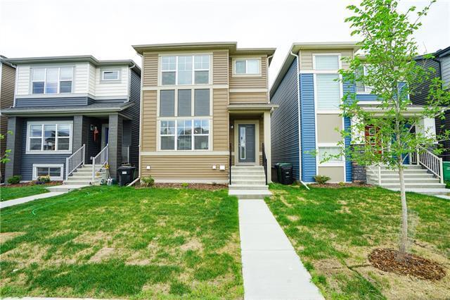 1103 Cornerstone Street NE, Calgary, AB T3N 1G5 (#C4187516) :: The Cliff Stevenson Group