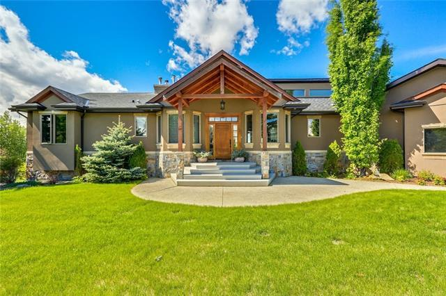 109 Blueridge View, Rural Rocky View County, AB T3L 2N5 (#C4187540) :: Redline Real Estate Group Inc