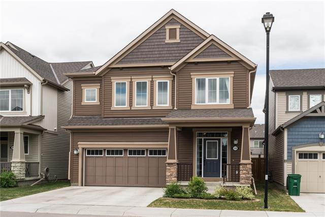 520 Windbrook Heights SW, Airdrie, AB T4B 3X2 (#C4187572) :: The Cliff Stevenson Group