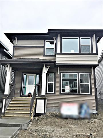 53 Cornerstone Manor NE, Calgary, AB T3N 1G5 (#C4187879) :: The Cliff Stevenson Group
