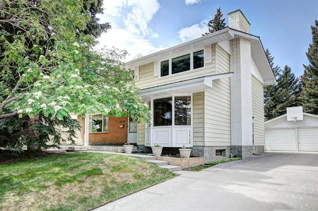 3436 Underwood Place NW, Calgary, AB T2N 4G7 (#C4187944) :: Tonkinson Real Estate Team