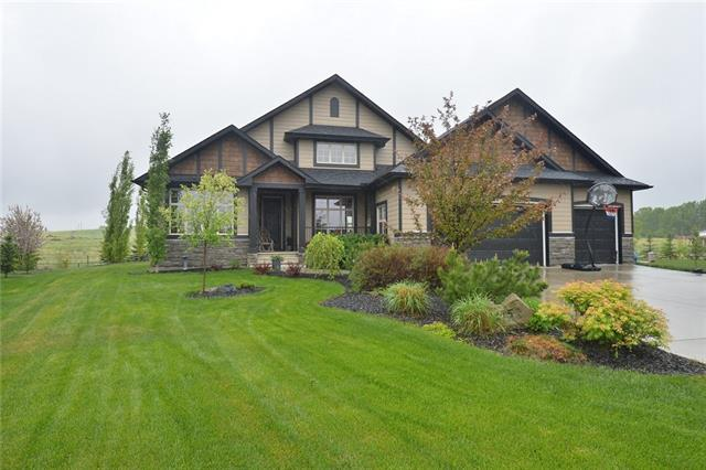 115 Montclair Place, Rural Rocky View County, AB T4C 0A7 (#C4187985) :: Calgary Homefinders