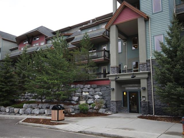 109 Montane Road #303, Canmore, AB T1W 3J2 (#C4188004) :: The Cliff Stevenson Group