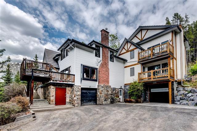 226 St. Julien Road A, Banff, AB T1L 1A6 (#C4188070) :: Canmore & Banff