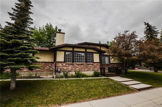 6703 Coach Hill Road SW, Calgary, AB  (#C4188149) :: The Cliff Stevenson Group