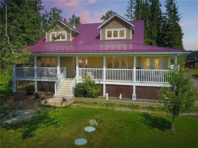 5076 Township Road 342, Rural Mountain View County, AB T0M 0M0 (#C4188172) :: Redline Real Estate Group Inc