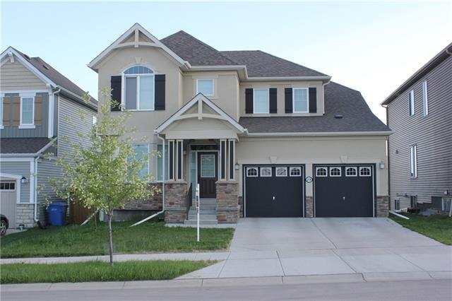 219 Lakepointe Drive, Chestermere, AB T1X 0R3 (#C4188276) :: The Cliff Stevenson Group