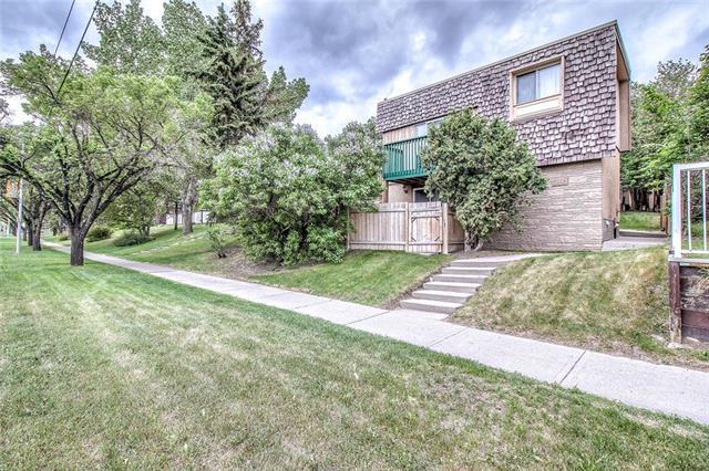 6819 Centre Street NW #2, Calgary, AB T2K 5C4 (#C4188401) :: Your Calgary Real Estate