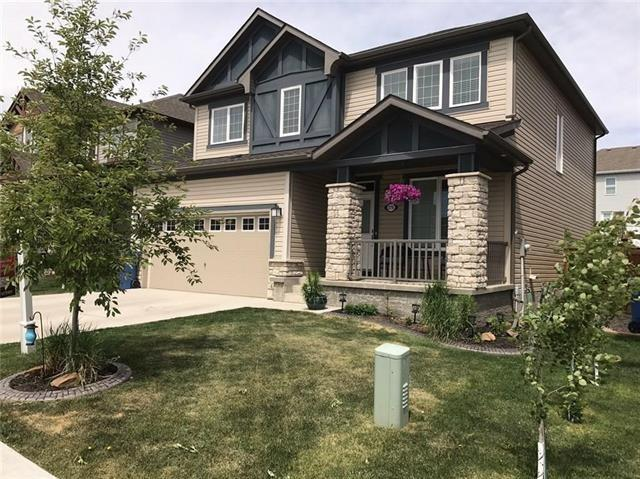 276 Lakepointe Drive, Chestermere, AB T1X 0R2 (#C4188439) :: The Cliff Stevenson Group