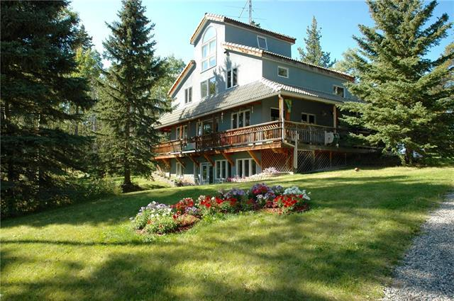 7 Aspen Creek Drive, Rural Foothills County, AB T0L 0K0 (#C4188492) :: The Cliff Stevenson Group