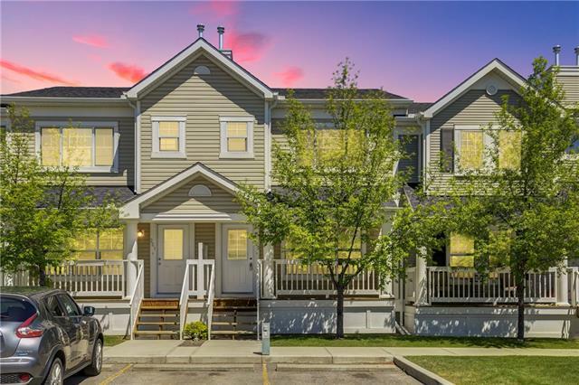 225 Country Village Manor NE, Calgary, AB T3K 0L7 (#C4188584) :: The Cliff Stevenson Group