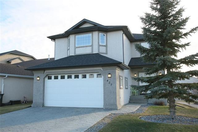 427 Lineham Acres Drive NW, High River, AB T1V 1W6 (#C4188701) :: The Cliff Stevenson Group