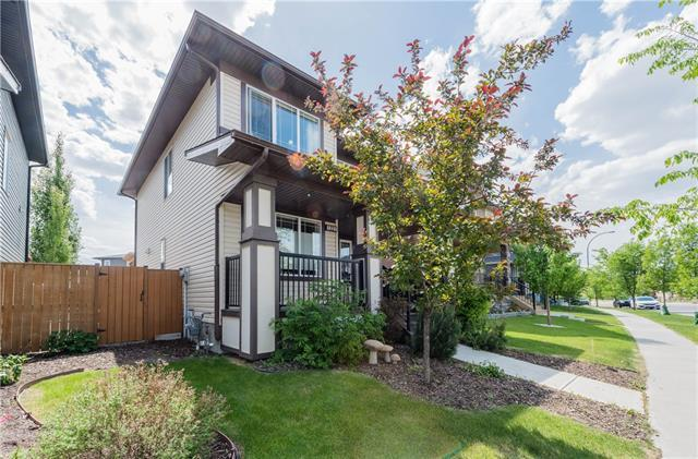 1221 Ravenswood Drive SE, Airdrie, AB T4H 0H3 (#C4188730) :: Calgary Homefinders
