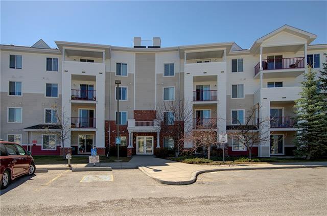 9 Country Village Bay NE #412, Calgary, AB T3K 5J8 (#C4188794) :: The Cliff Stevenson Group