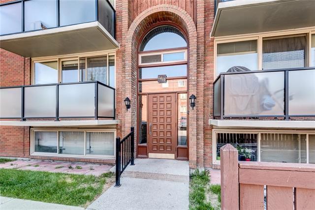 1411 7 Avenue NW #314, Calgary, AB T2Z 0N3 (#C4188803) :: Your Calgary Real Estate
